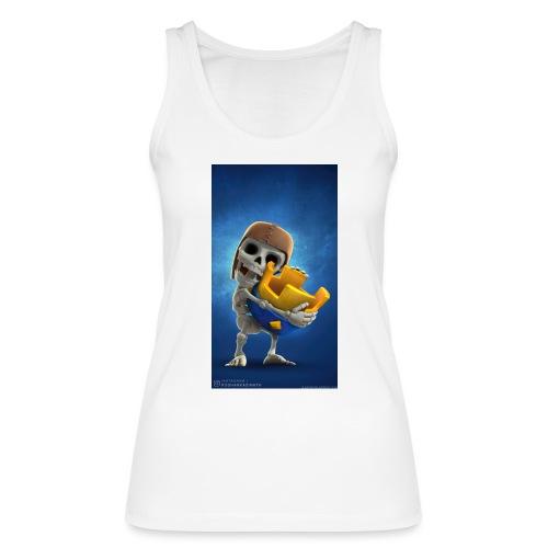 TheClashGamer t-shirt - Frauen Bio Tank Top von Stanley & Stella