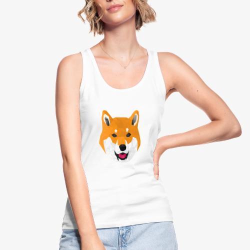 Shiba Dog - Débardeur bio Femme