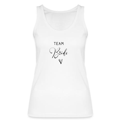 Team Bride TEAM BRAUT n°4 - Frauen Bio Tank Top von Stanley & Stella