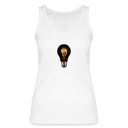 Lightbulb - Frauen Bio Tank Top von Stanley & Stella