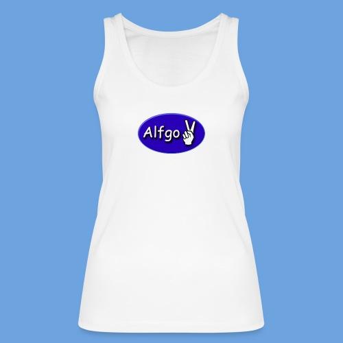 Alfgologo21980 png - Frauen Bio Tank Top von Stanley & Stella