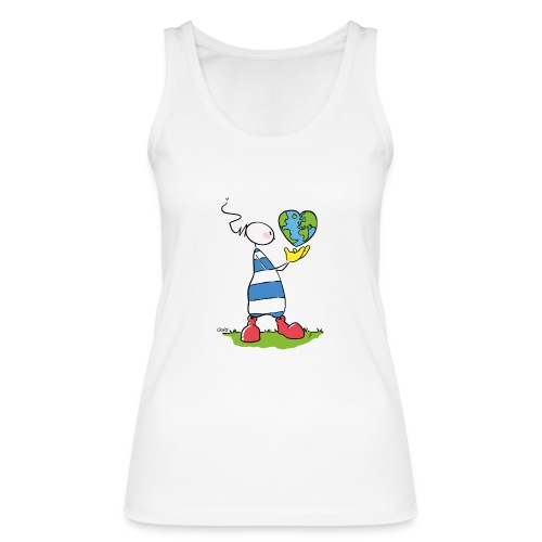 OUPS World - Frauen Bio Tank Top von Stanley & Stella
