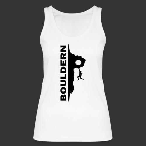 Bouldern - Frauen Bio Tank Top von Stanley & Stella