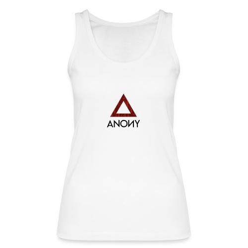 Anony Logo - Camiseta de tirantes ecológica mujer de Stanley & Stella