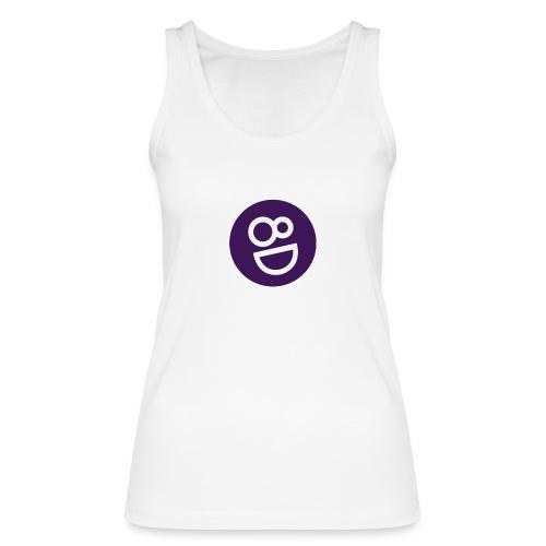 logo 8d - Vrouwen bio tanktop van Stanley & Stella