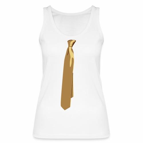 Corbata chic - Camiseta de tirantes ecológica mujer de Stanley & Stella