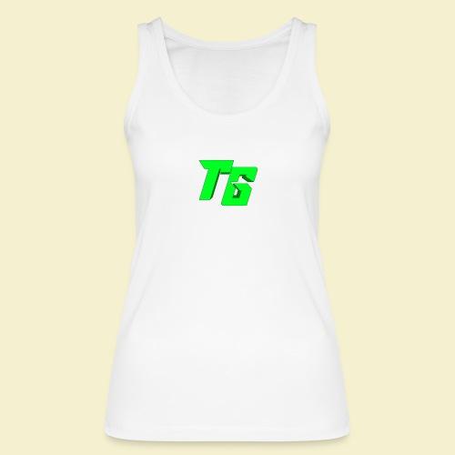 TristanGames logo merchandise - Vrouwen bio tanktop van Stanley & Stella