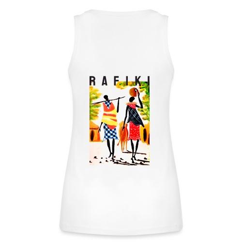 Sct Gemma – Rafiki = Friend - Økologisk Stanley & Stella tanktop til damer