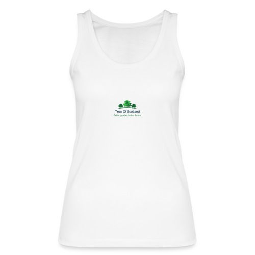 TOS logo shirt - Women's Organic Tank Top by Stanley & Stella