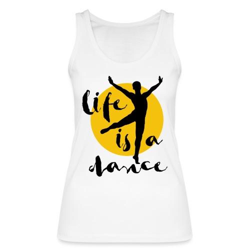 Ballett Tänzer - Frauen Bio Tank Top von Stanley & Stella
