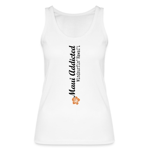 MAddLogoVert ai - Women's Organic Tank Top by Stanley & Stella