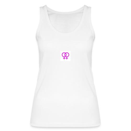 lesbian logo - Débardeur bio Femme