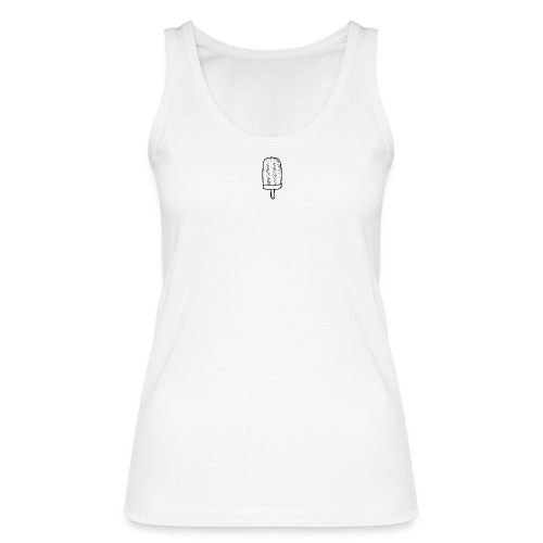 my tiny ice cream - Women's Organic Tank Top by Stanley & Stella