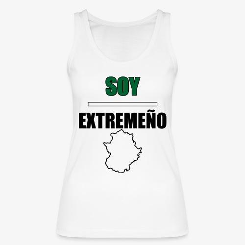 Soy Extremeño. - Camiseta de tirantes ecológica mujer de Stanley & Stella