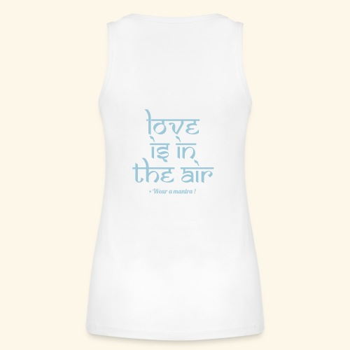 LOVE IS IN THE AIR - Top ecologico da donna di Stanley & Stella