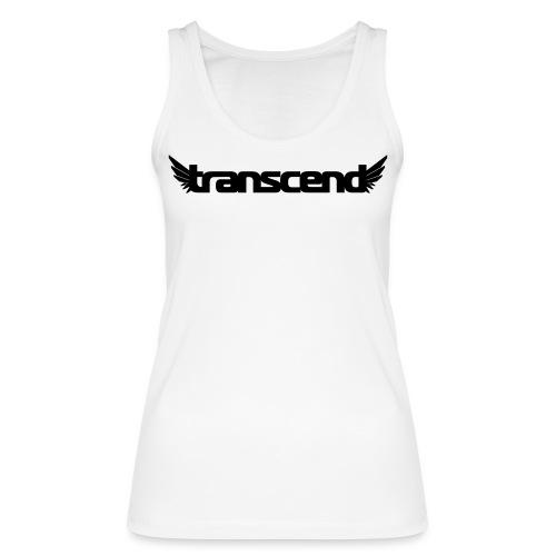 Transcend Tank Top - Women's - Neon Yellow Print - Women's Organic Tank Top by Stanley & Stella