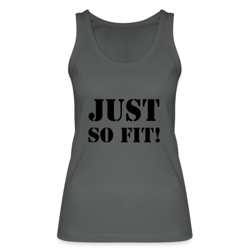 JUST SO FIT! - Débardeur bio Femme