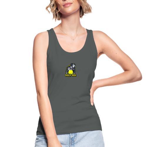Logo Bully3004 - Frauen Bio Tank Top von Stanley & Stella