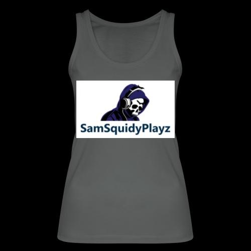 SamSquidyplayz skeleton - Women's Organic Tank Top by Stanley & Stella