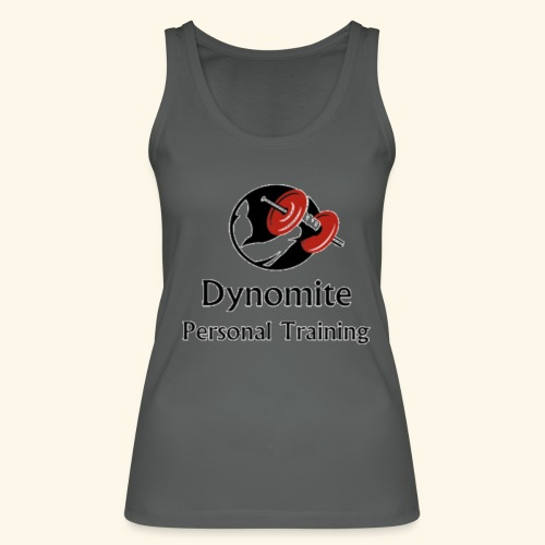 Dynomite Personal Training - Women's Organic Tank Top by Stanley & Stella