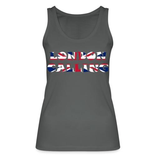 London 21.1 - Frauen Bio Tank Top von Stanley & Stella