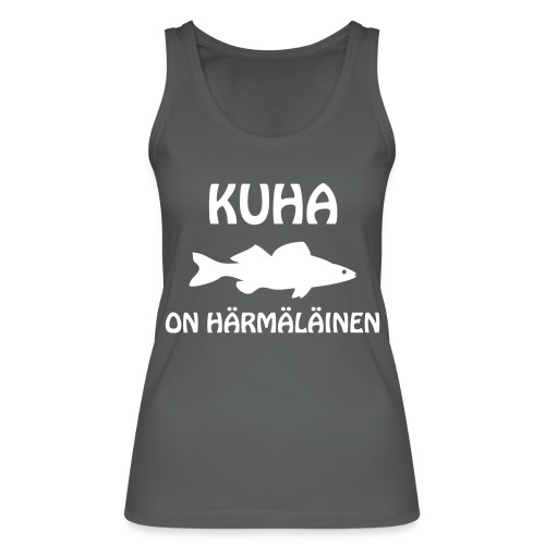 KUHA ON HÄRMÄLÄINEN - Stanley & Stellan naisten luomutanktoppi