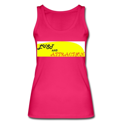 lust ans attraction - Women's Organic Tank Top by Stanley & Stella