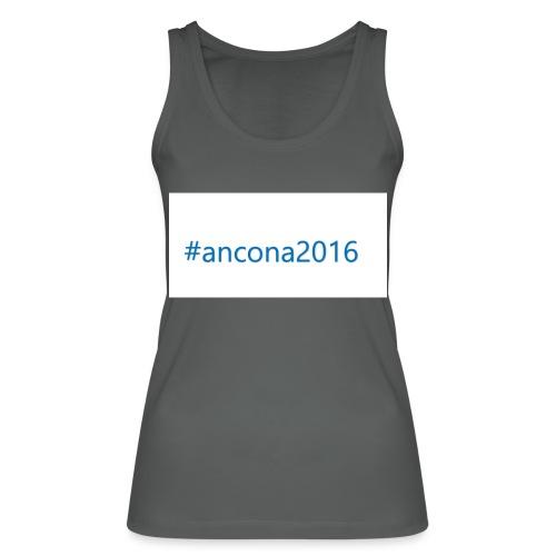 #ancona2016 - Camiseta de tirantes ecológica mujer de Stanley & Stella