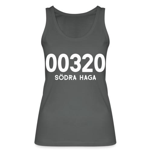 00320 SODRAHAGA - Stanley & Stellan naisten luomutanktoppi