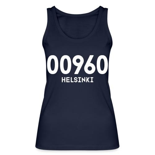 00960 HELSINKI - Stanley & Stellan naisten luomutanktoppi
