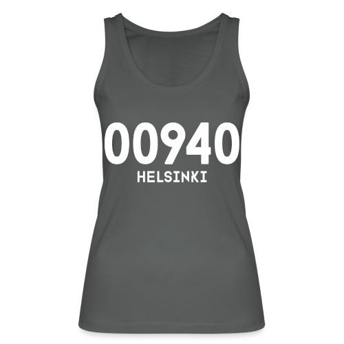 00940 HELSINKI - Stanley & Stellan naisten luomutanktoppi