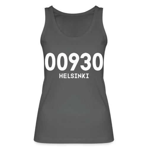 00930 HELSINKI - Stanley & Stellan naisten luomutanktoppi