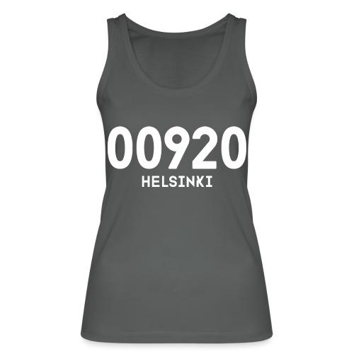 00920 HELSINKI - Stanley & Stellan naisten luomutanktoppi