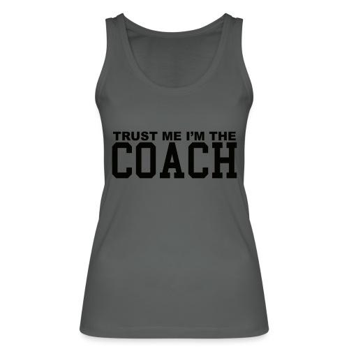 Coach - Débardeur bio Femme