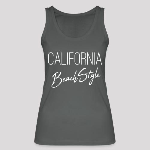 California Beach Style Shirt - Frauen Bio Tank Top von Stanley & Stella