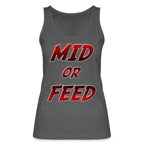 Mid or feed - Top ecologico da donna di Stanley & Stella