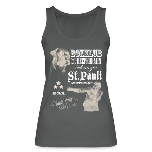 Boxer - Frauen Bio Tank Top von Stanley & Stella