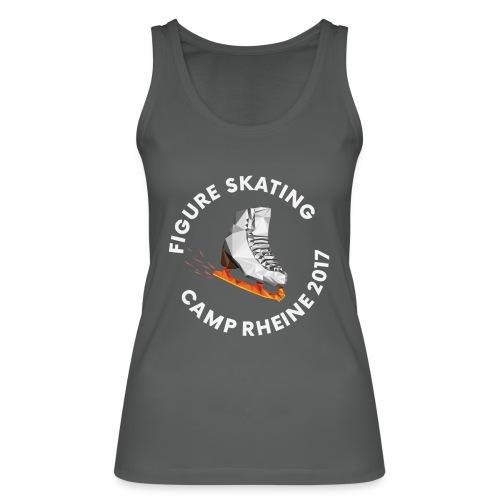 1st International Figure Skating Camp in Rheine - Frauen Bio Tank Top von Stanley & Stella