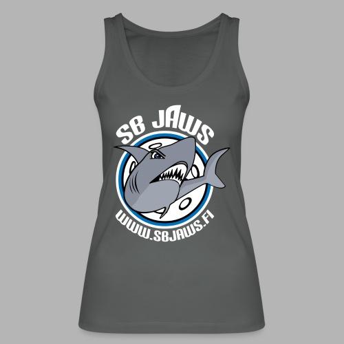 SB JAWS - Stanley & Stellan naisten luomutanktoppi