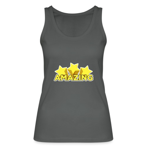 Amazing - Women's Organic Tank Top by Stanley & Stella