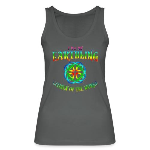 EARTHLING T-shirt - Ekologisk tanktopp dam från Stanley & Stella