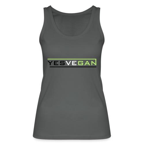 YESVEGAN - Frauen Bio Tank Top von Stanley & Stella
