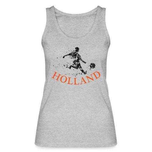 HOLLAND VOETBALLER ACTIE - Vrouwen bio tanktop van Stanley & Stella