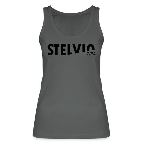 Stelvio Koers - Vrouwen bio tanktop van Stanley & Stella