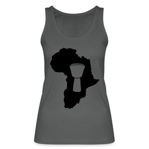 Djembe in Afrika - Frauen Bio Tank Top von Stanley & Stella