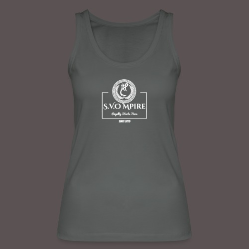 white svo mpire legacy - Women's Organic Tank Top by Stanley & Stella