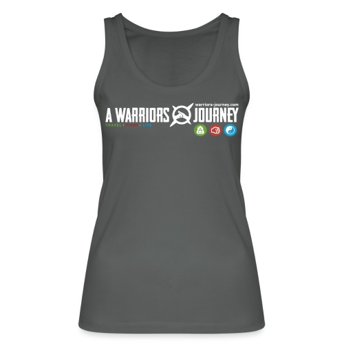 A Warriors Journey Logo - Frauen Bio Tank Top von Stanley & Stella
