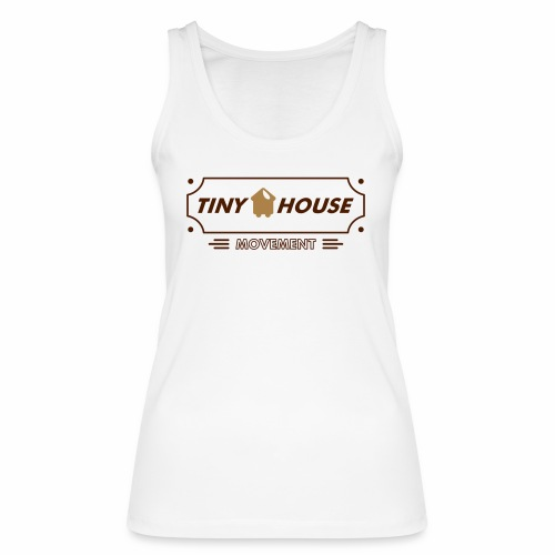 TinyHouse - Frauen Bio Tank Top von Stanley & Stella