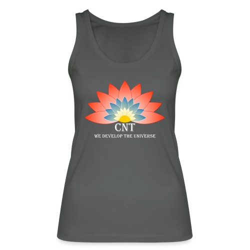 Support Renewable Energy with CNT to live green! - Women's Organic Tank Top by Stanley & Stella
