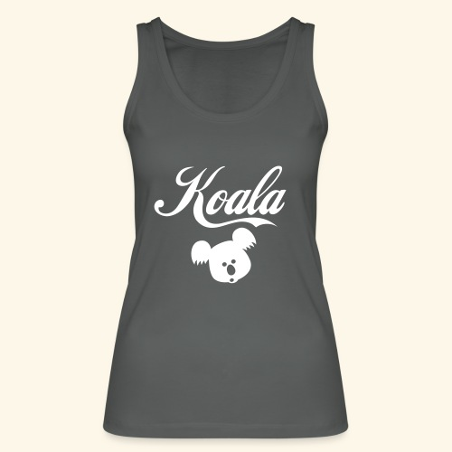 Koala Kawaii Comic Design für Australien Fans - Frauen Bio Tank Top von Stanley & Stella